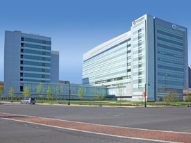 Cooper University Hospital, Cooper University Hospital - One