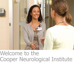 Welcome to the Cooper Neurological Institute