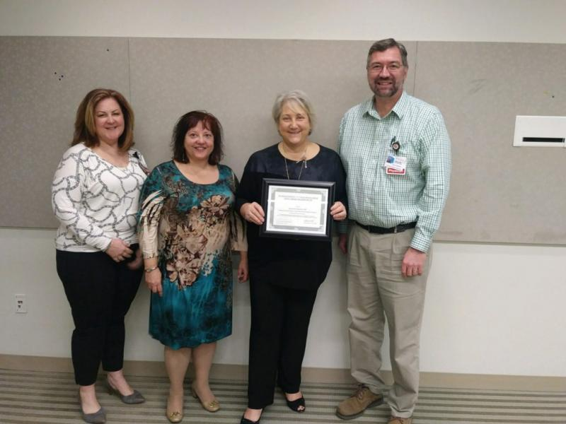 Cooper GME Recognizes Antoinette Spevetz, MD, For Dedicated Service and Leadership