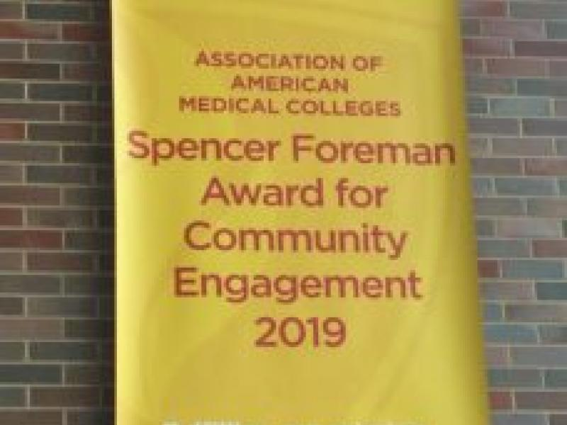 Cooper Medical School of Rowan University Wins Prestigious National Award for Community Engagement