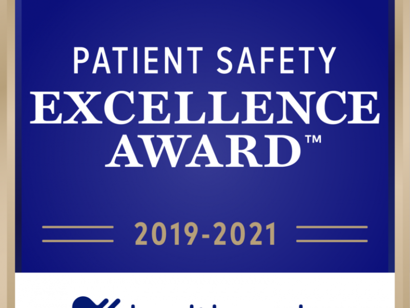 Cooper University Health Care Earns Healthgrades 2021 Patient Safety Excellence AwardTM
