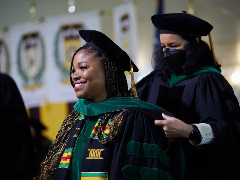 98 Graduates Earn Medical Degrees From Cooper Medical School of Rowan University