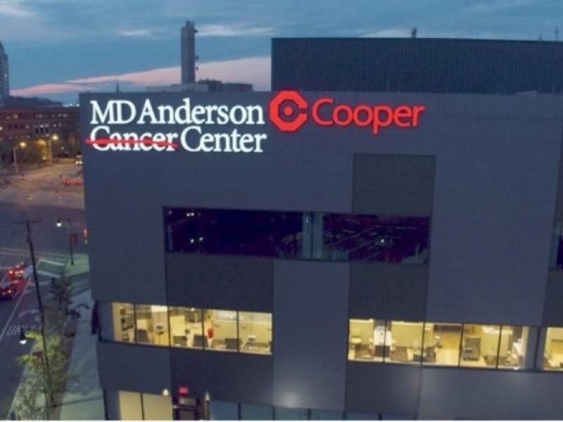 MD Anderson Cancer Center at Cooper Participating in Innovative Breast Cancer Study