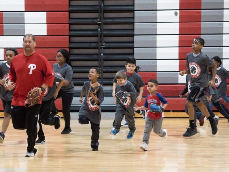 Camden Health & Athletic Association Hosts Baseball and Softball Skills and Drills Clinic for Camden Youth