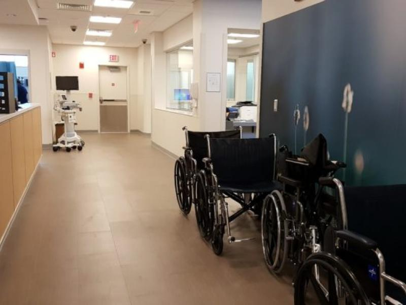 Cooper University Health Care Opens Expanded Emergency Department